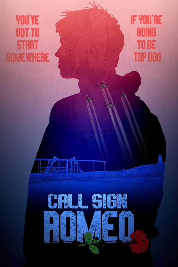 Call Sign Romeo Rose Poster