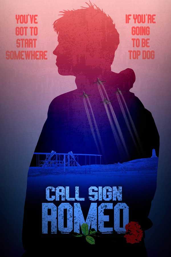 Call Sign Romeo Rose Poster